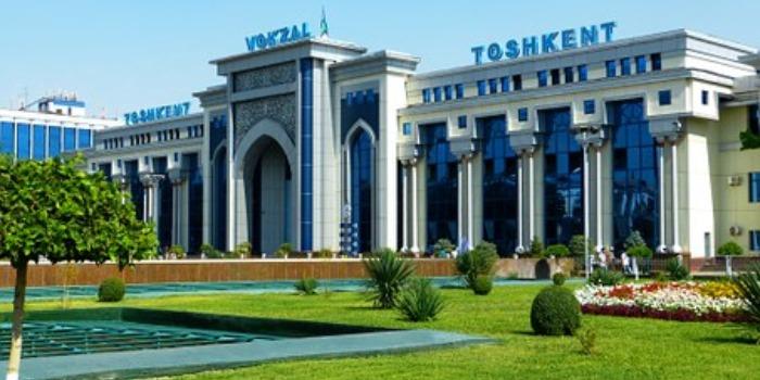 Welcome to Tashkent, Uzbekistan