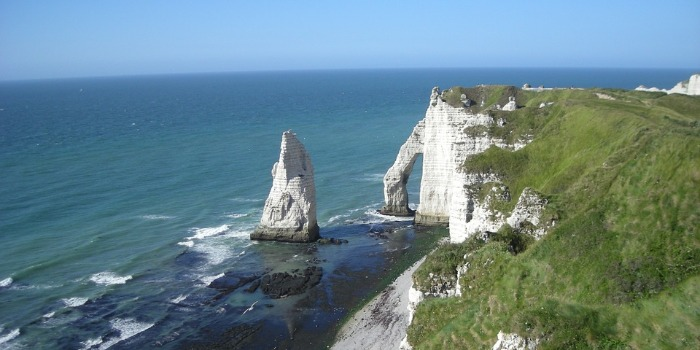 A Day Trip to Etretat- Normandy