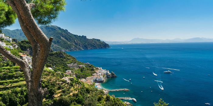 A Stunning Trip to the Amalfi Coast- Italy